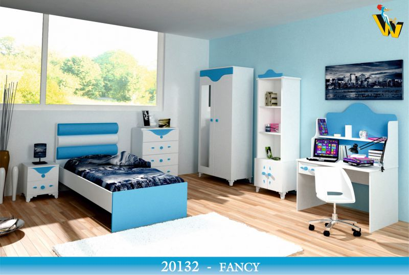 FANCY TEENAGE BEDROOM FURNITURE