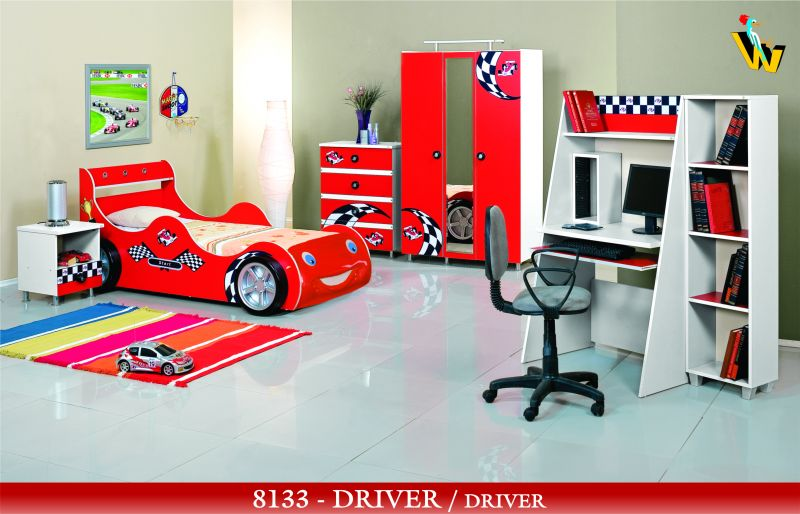 DRIVER YOUNGS ROOM SET